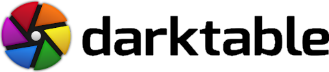 darktable logo name 480w